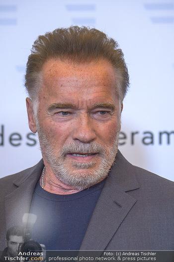 Schwarzenegger trifft Kurz - Bundeskanzleramt - Di 29.01.2019 - Arnold SCHWARZENEGGER (Portrait)38