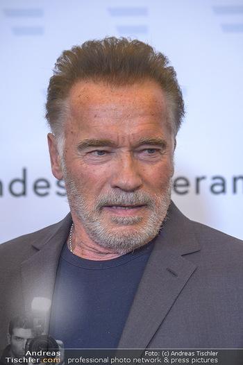 Schwarzenegger trifft Kurz - Bundeskanzleramt - Di 29.01.2019 - Arnold SCHWARZENEGGER (Portrait)39
