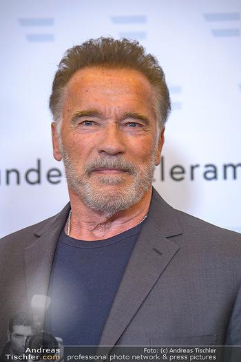 Schwarzenegger trifft Kurz - Bundeskanzleramt - Di 29.01.2019 - Arnold SCHWARZENEGGER (Portrait)40