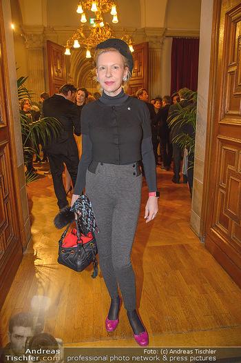 Österreichischer Filmpreis - Rathaus Wien - Mi 30.01.2019 - Sunnyi MELLES40