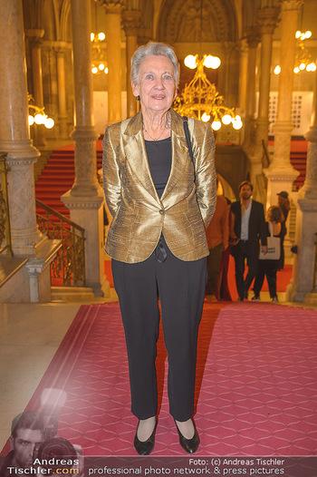 Österreichischer Filmpreis - Rathaus Wien - Mi 30.01.2019 - Ingrid BURKHARD45