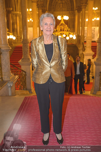 Österreichischer Filmpreis - Rathaus Wien - Mi 30.01.2019 - Ingrid BURKHARD46
