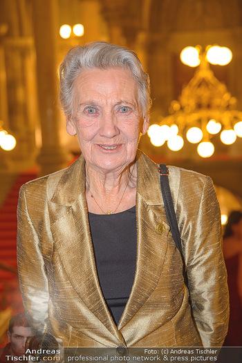 Österreichischer Filmpreis - Rathaus Wien - Mi 30.01.2019 - Ingrid BURKHARD (Portrait)47