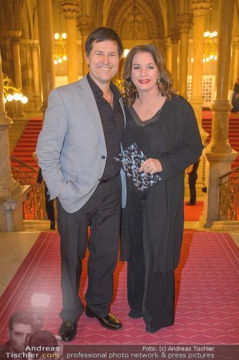 Österreichischer Filmpreis - Rathaus Wien - Mi 30.01.2019 - Gabriele BENESCH, Erich FURRER50