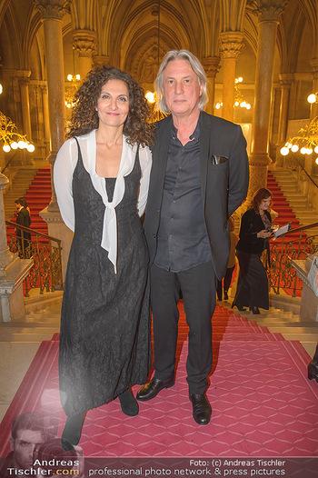Österreichischer Filmpreis - Rathaus Wien - Mi 30.01.2019 - Proschat MADANI, Harald SICHERITZ57