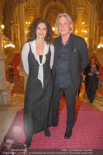 Österreichischer Filmpreis - Rathaus Wien - Mi 30.01.2019 - Proschat MADANI, Harald SICHERITZ58