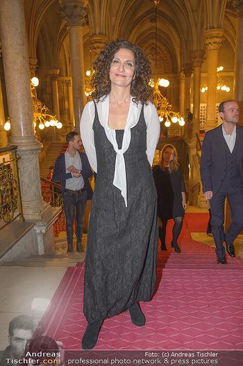 Österreichischer Filmpreis - Rathaus Wien - Mi 30.01.2019 - Proschat MADANI60
