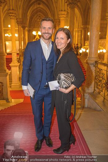 Österreichischer Filmpreis - Rathaus Wien - Mi 30.01.2019 - Christoph FEUERSTEIN, Eva KORDESCH63
