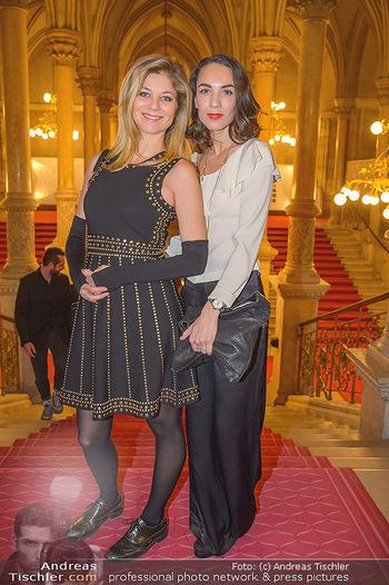 Österreichischer Filmpreis - Rathaus Wien - Mi 30.01.2019 - Hilde DAHLIK, Noemi Maddalena HIRSCHAL76