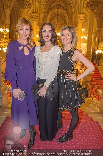 Österreichischer Filmpreis - Rathaus Wien - Mi 30.01.2019 - Hilde DAHLIK, Noemi Maddalena HIRSCHAL, Franziska WEISZ77