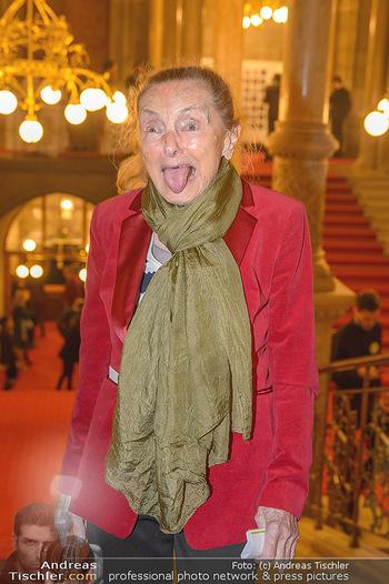 Österreichischer Filmpreis - Rathaus Wien - Mi 30.01.2019 - Erni MANGOLD (Zunge zeigen)81