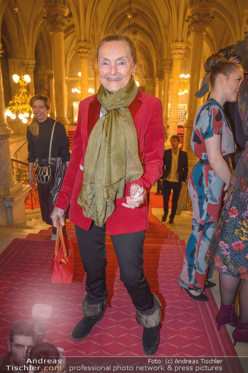 Österreichischer Filmpreis - Rathaus Wien - Mi 30.01.2019 - Erni MANGOLD82