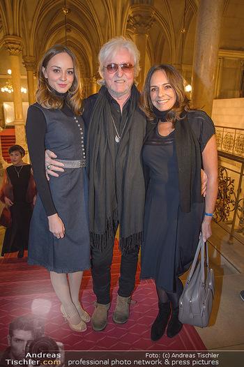 Österreichischer Filmpreis - Rathaus Wien - Mi 30.01.2019 - Familie Reinhold und Beatrice BILGERI, Tochter Laura92