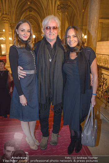 Österreichischer Filmpreis - Rathaus Wien - Mi 30.01.2019 - Familie Reinhold und Beatrice BILGERI, Tochter Laura93