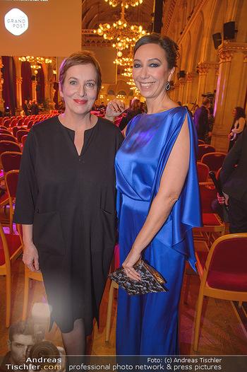 Österreichischer Filmpreis - Rathaus Wien - Mi 30.01.2019 - Marlene ROPAC, Ursula (Uschi) STRAUSS103
