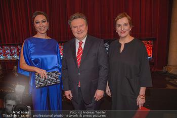 Österreichischer Filmpreis - Rathaus Wien - Mi 30.01.2019 - Ursula (Uschi) STRAUSS, Michael LUDWIG, Marlene ROPAC104