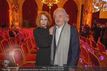 Österreichischer Filmpreis - Rathaus Wien - Mi 30.01.2019 - Birgit MINICHMAYR, Xaver SCHWARZENBERGER107