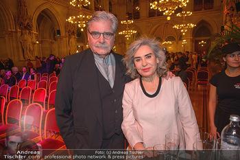 Österreichischer Filmpreis - Rathaus Wien - Mi 30.01.2019 - Brigitte KARNER, Peter SIMONISCHEK111