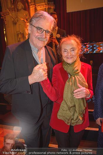 Österreichischer Filmpreis - Rathaus Wien - Mi 30.01.2019 - Peter SIMONISCHEK, Erni MANGOLD113