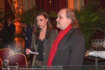 Österreichischer Filmpreis - Rathaus Wien - Mi 30.01.2019 - Elisabeth AUER, Paulus MANKER114