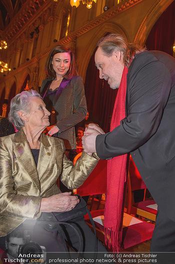 Österreichischer Filmpreis - Rathaus Wien - Mi 30.01.2019 - Elisabeth AUER, Paulus MANKER, Ingrid BURKHARD115