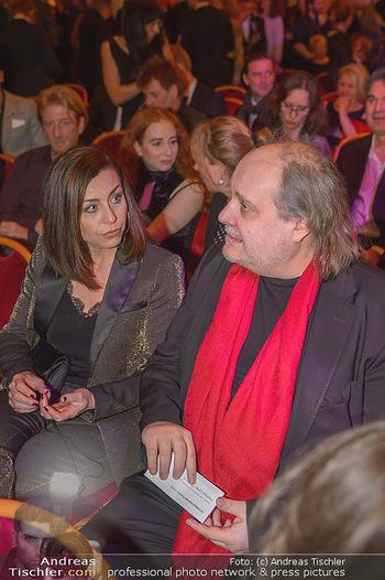Österreichischer Filmpreis - Rathaus Wien - Mi 30.01.2019 - Elisabeth AUER, Paulus MANKER118