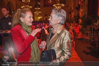 Österreichischer Filmpreis - Rathaus Wien - Mi 30.01.2019 - Erni MANGOLD, Ingrid BURKHARD123
