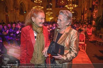 Österreichischer Filmpreis - Rathaus Wien - Mi 30.01.2019 - Erni MANGOLD, Ingrid BURKHARD124