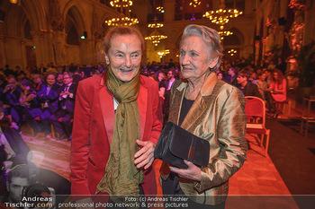 Österreichischer Filmpreis - Rathaus Wien - Mi 30.01.2019 - Erni MANGOLD, Ingrid BURKHARD125