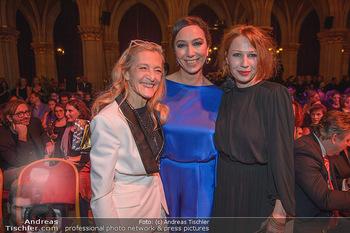 Österreichischer Filmpreis - Rathaus Wien - Mi 30.01.2019 - Kathrin ZECHNER, Ursula (Uschi) STRAUSS, Birgit MINICHMAYR129