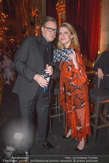 Österreichischer Filmpreis - Rathaus Wien - Mi 30.01.2019 - Nicholas OFCZAREK, Caroline PETERS133