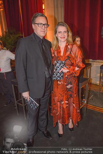 Österreichischer Filmpreis - Rathaus Wien - Mi 30.01.2019 - Nicholas OFCZAREK, Caroline PETERS136