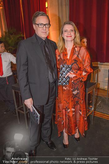 Österreichischer Filmpreis - Rathaus Wien - Mi 30.01.2019 - Nicholas OFCZAREK, Caroline PETERS137