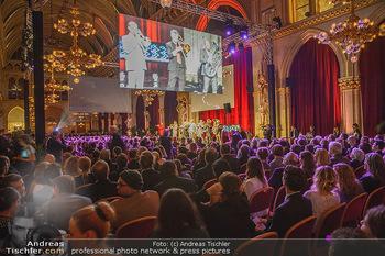 Österreichischer Filmpreis - Rathaus Wien - Mi 30.01.2019 - Publikum, Bühne138