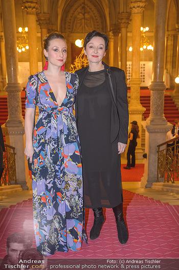 Österreichischer Filmpreis - Rathaus Wien - Mi 30.01.2019 - Sophie STOCKINGER, Regina FRITSCH2