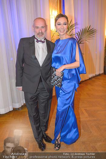 Österreichischer Filmpreis - Rathaus Wien - Mi 30.01.2019 - Ursula (Uschi) STRAUSS, Johannes KRISCH14