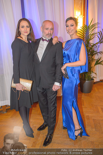 Österreichischer Filmpreis - Rathaus Wien - Mi 30.01.2019 - Ursula (Uschi) STRAUSS, Johannes KRISCH, Larissa FUCHS15