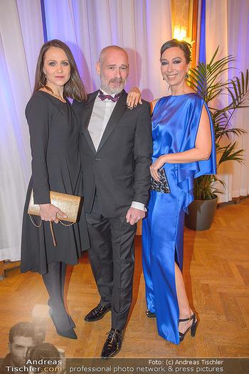 Österreichischer Filmpreis - Rathaus Wien - Mi 30.01.2019 - Ursula (Uschi) STRAUSS, Johannes KRISCH, Larissa FUCHS16