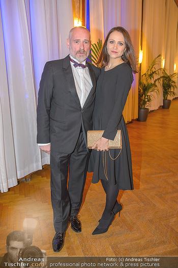 Österreichischer Filmpreis - Rathaus Wien - Mi 30.01.2019 - Johannes KRISCH, Larissa FUCHS17