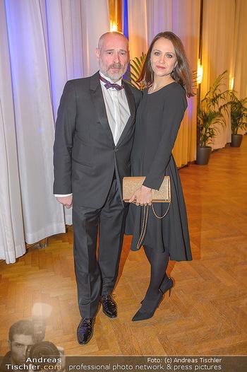 Österreichischer Filmpreis - Rathaus Wien - Mi 30.01.2019 - Johannes KRISCH, Larissa FUCHS18