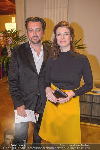 Österreichischer Filmpreis - Rathaus Wien - Mi 30.01.2019 - Hary PRINZ, Anna ROT30