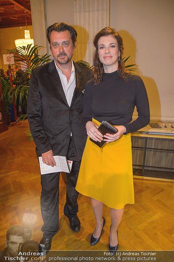 Österreichischer Filmpreis - Rathaus Wien - Mi 30.01.2019 - Hary PRINZ, Anna ROT31