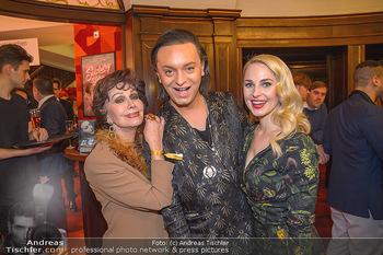 Kinopremiere ´The Salzburg Story´ - Metro Kino Kulturhaus, Wien - Do 31.01.2019 - Julian FM STOECKEL (STÖCKEL), Silvia SCHNEIDER, Edith LEYRER1