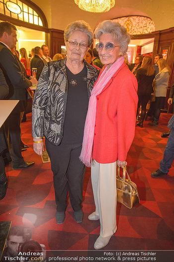 Kinopremiere ´The Salzburg Story´ - Metro Kino Kulturhaus, Wien - Do 31.01.2019 - Anna HAIDER, Lotte TOBISCH12