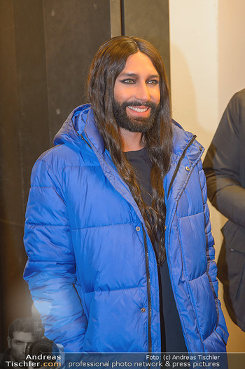 Kinopremiere ´The Salzburg Story´ - Metro Kino Kulturhaus, Wien - Do 31.01.2019 - CONCHITA (Wurst; Tom NEUWIRTH)16