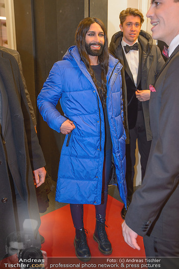 Kinopremiere ´The Salzburg Story´ - Metro Kino Kulturhaus, Wien - Do 31.01.2019 - CONCHITA (Wurst; Tom NEUWIRTH)18