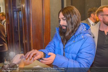 Kinopremiere ´The Salzburg Story´ - Metro Kino Kulturhaus, Wien - Do 31.01.2019 - CONCHITA (Wurst; Tom NEUWIRTH)20