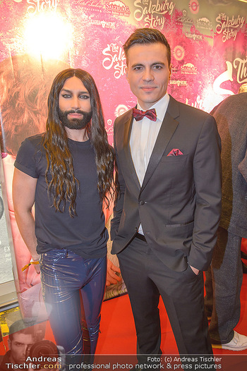 Kinopremiere ´The Salzburg Story´ - Metro Kino Kulturhaus, Wien - Do 31.01.2019 - CONCHITA (Wurst; Tom NEUWIRTH), Alexander Peter LERCHER22