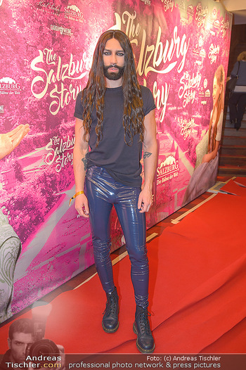 Kinopremiere ´The Salzburg Story´ - Metro Kino Kulturhaus, Wien - Do 31.01.2019 - CONCHITA (Wurst; Tom NEUWIRTH)24