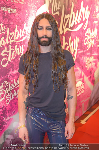 Kinopremiere ´The Salzburg Story´ - Metro Kino Kulturhaus, Wien - Do 31.01.2019 - CONCHITA (Wurst; Tom NEUWIRTH)26